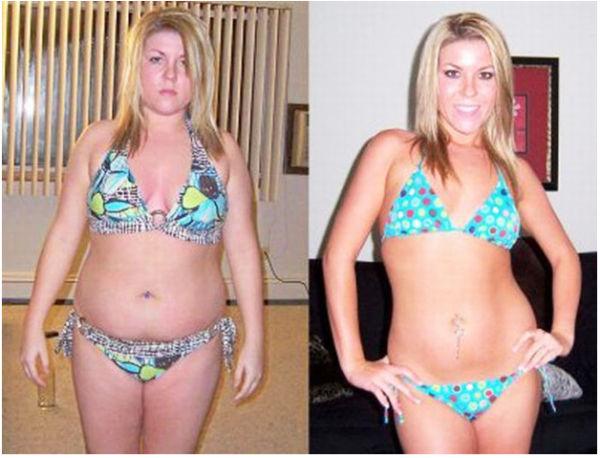 фото до и после диеты на 90 дней