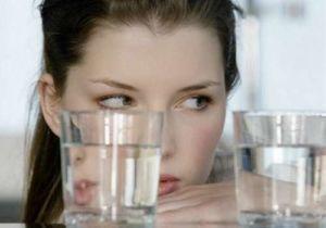 Отказаться от воды