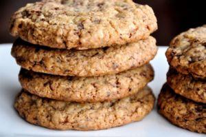 Овсяное печенье по рецепту Дюкана