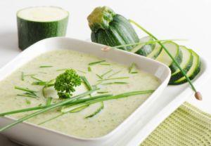 Суп из цукини