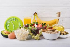 Режим для диеты
