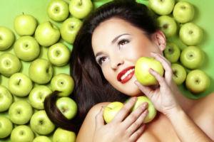 Яблочный разгрузочный день