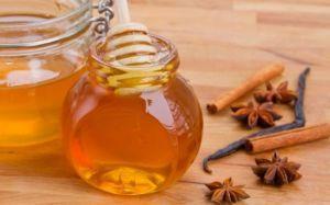 Напиток с медом и корицей