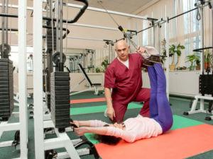 Упражнения Бубновского для спины