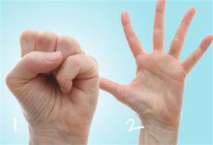 Упражнение для кисти рук