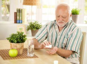 Лекарство пожилым людям