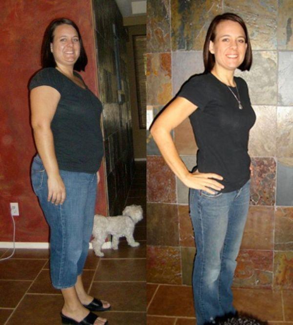 Фотод о и после похудения на диете Маргариты Королевой