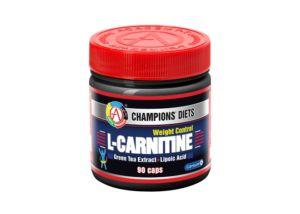 Препарат Л-карнитин для похудения