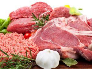 Виды мяса