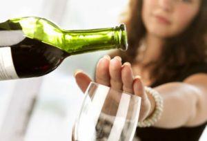 Сказать нет алкоголю