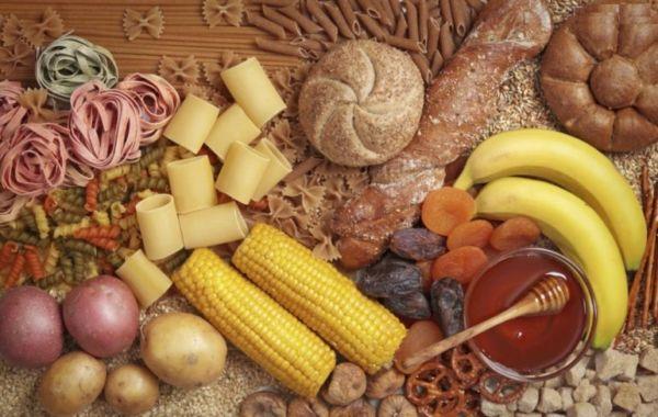 Продукты питания, содержащие углеводы