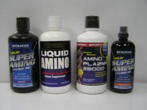 Аминокислоты для спортсменов и качков