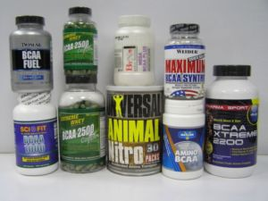 Аминокислотные добавки