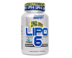 Препарат для снижения веса Lipo 6
