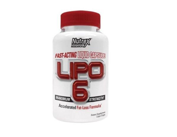 Препарат Lipo 6