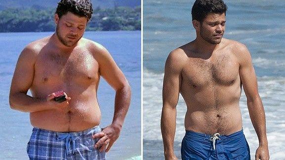 Фото диеты мужчины