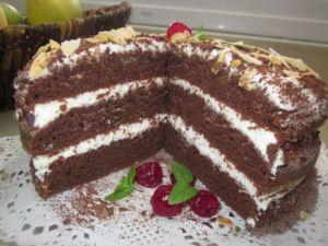 Торт без муки