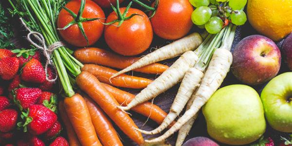 Диета на овощах и фруктах худеем без авитаминоза