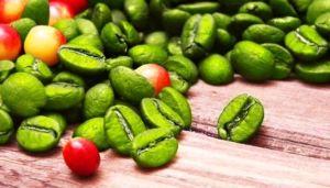 Зелный кофе с добавлением годжи