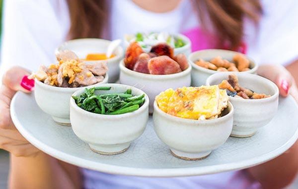 Пятиразовое питание меню на неделю