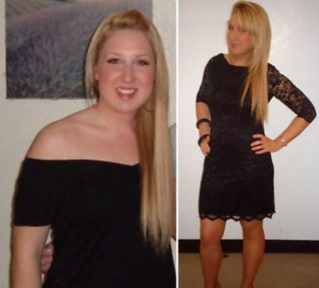 Фото до и после перловой диеты