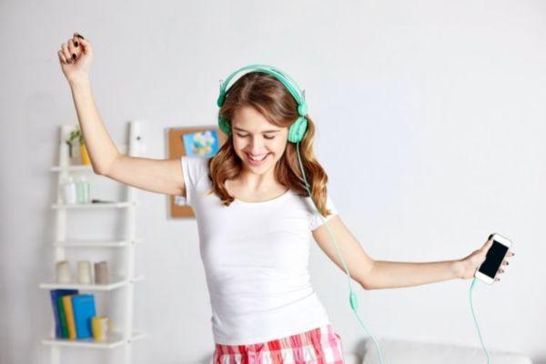 Танцы в домашних условиях