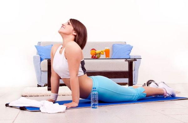 Упражнения для укрепления мышц поясницы