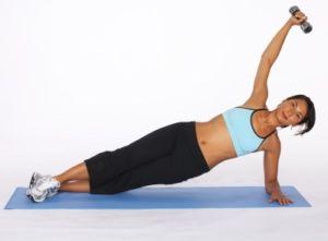 Упражнение для укрепления рук