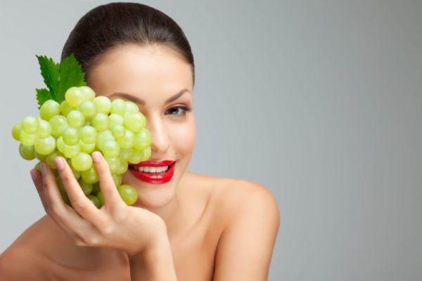 Виноград для похудения