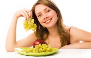 Монодиета на винограде