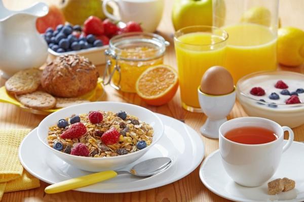 Варианты завтраков при правильном питании для похудения