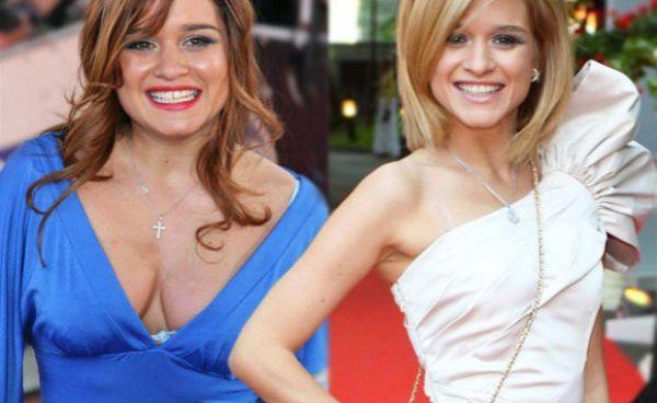 Фото Ксении Бородиной до и после похудения