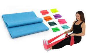 Эластичная лента для тренировок