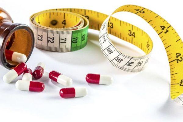 Американские препараты для похудения