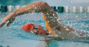 Вольный стиль плавания