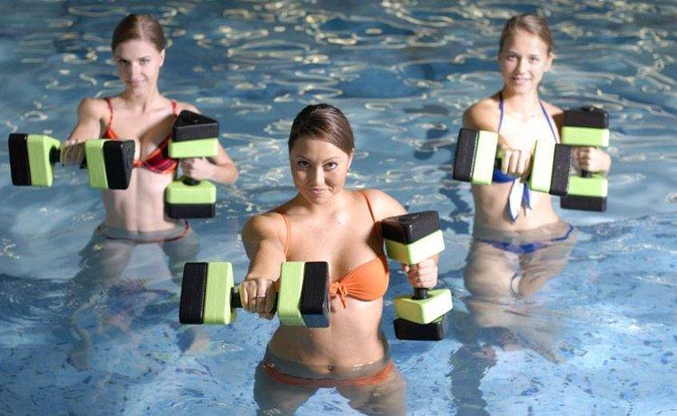 Аквааэробика При Похудении Эффективная. Как правильно проводится аквааэробика для похудения