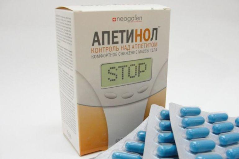 Препарат Апетинол