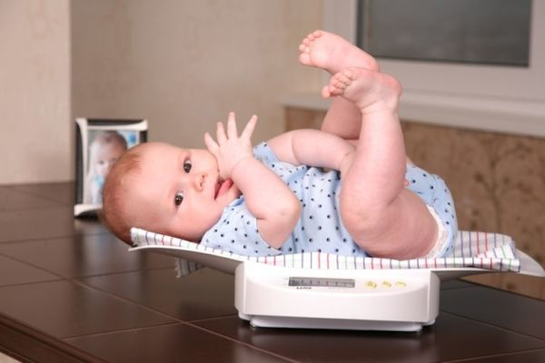Посчитать индекс массы тела ребенка