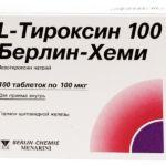 Препарат Л-тироксин
