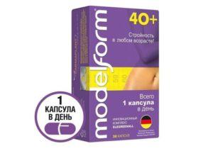Снижение веса во время климакса с помощью препарата модельформ 40 - О Менопаузе