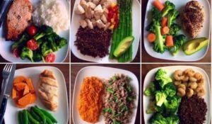 Правильное питание при наборе веса девушке