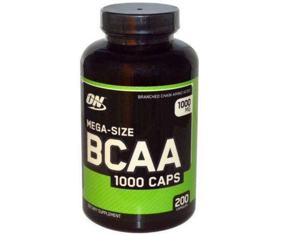 Сколько капсул bcaa принимать