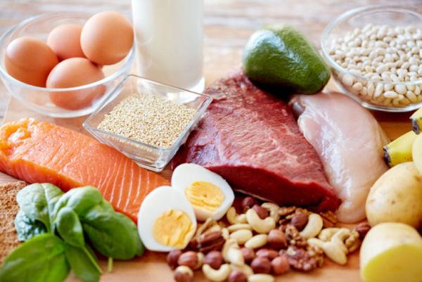 Суточная норма жиров белков углеводов