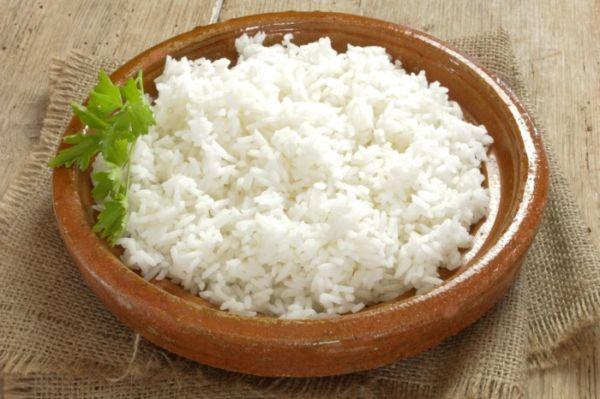 Как похудеть на рисе с маслом